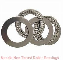 2.953 Inch | 75 Millimeter x 3.189 Inch | 81 Millimeter x 1.181 Inch | 30 Millimeter  CONSOLIDATED BEARING K-75 X 81 X 30  Needle Non Thrust Roller Bearings