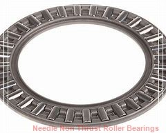 0.984 Inch | 25 Millimeter x 1.457 Inch | 37 Millimeter x 0.669 Inch | 17 Millimeter  CONSOLIDATED BEARING RNA-4904  Needle Non Thrust Roller Bearings