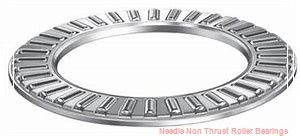3.74 Inch | 95 Millimeter x 4.134 Inch | 105 Millimeter x 1.417 Inch | 36 Millimeter  CONSOLIDATED BEARING IR-95 X 105 X 36  Needle Non Thrust Roller Bearings