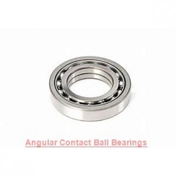 1.181 Inch | 30 Millimeter x 2.835 Inch | 72 Millimeter x 1.189 Inch | 30.2 Millimeter  CONSOLIDATED BEARING 5306  Angular Contact Ball Bearings