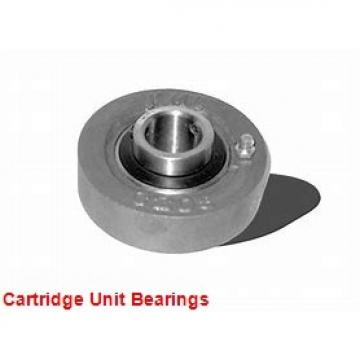 QM INDUSTRIES QMMC18J308SN  Cartridge Unit Bearings