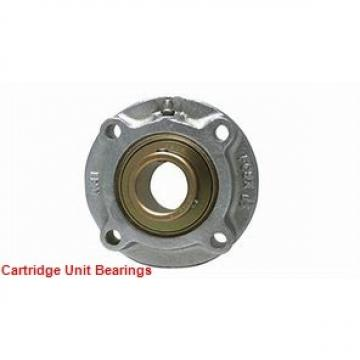 DODGE CRT-AS-407E  Cartridge Unit Bearings