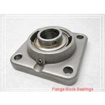 QM INDUSTRIES TAFKP17K300SEC  Flange Block Bearings