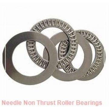 0.315 Inch | 8 Millimeter x 0.433 Inch | 11 Millimeter x 0.512 Inch | 13 Millimeter  CONSOLIDATED BEARING K-8 X 11 X 13  Needle Non Thrust Roller Bearings