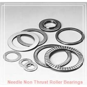 0.551 Inch | 14 Millimeter x 0.748 Inch | 19 Millimeter x 0.512 Inch | 13 Millimeter  CONSOLIDATED BEARING K-14 X 19 X 13  Needle Non Thrust Roller Bearings