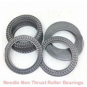 0.591 Inch | 15 Millimeter x 0.748 Inch | 19 Millimeter x 0.787 Inch | 20 Millimeter  CONSOLIDATED BEARING K-15 X 19 X 20  Needle Non Thrust Roller Bearings