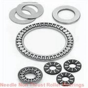1.378 Inch | 35 Millimeter x 1.85 Inch | 47 Millimeter x 0.669 Inch | 17 Millimeter  CONSOLIDATED BEARING RNA-4906-2RS  Needle Non Thrust Roller Bearings