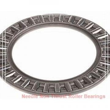 0.551 Inch | 14 Millimeter x 0.709 Inch | 18 Millimeter x 0.669 Inch | 17 Millimeter  CONSOLIDATED BEARING K-14 X 18 X 17  Needle Non Thrust Roller Bearings