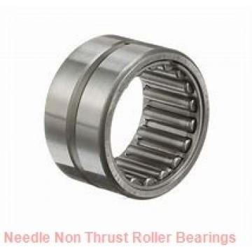 0.315 Inch | 8 Millimeter x 0.472 Inch | 12 Millimeter x 0.472 Inch | 12 Millimeter  CONSOLIDATED BEARING K-8 X 12 X 12  Needle Non Thrust Roller Bearings