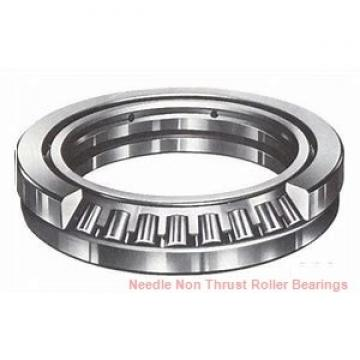 0.315 Inch | 8 Millimeter x 0.472 Inch | 12 Millimeter x 0.394 Inch | 10 Millimeter  CONSOLIDATED BEARING K-8 X 12 X 10  Needle Non Thrust Roller Bearings
