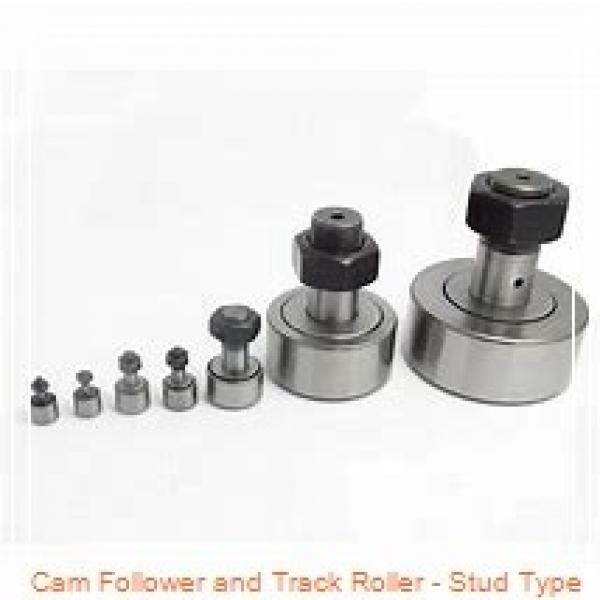 INA KR35-PP-X  Cam Follower and Track Roller - Stud Type #1 image