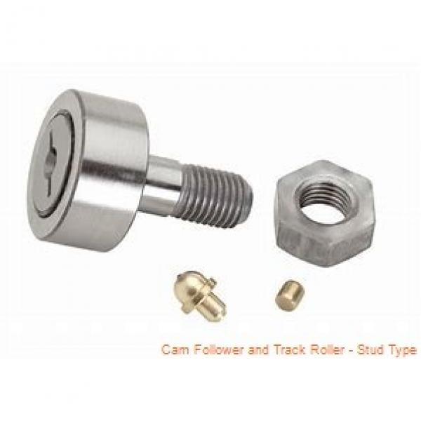 IKO CRH11VBUUR  Cam Follower and Track Roller - Stud Type #2 image