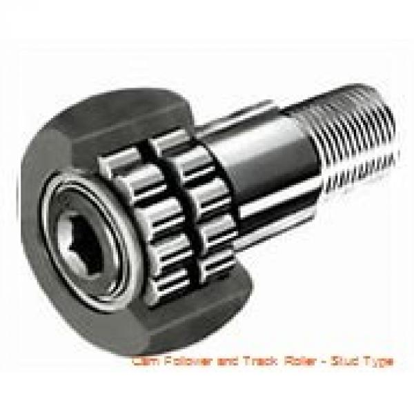 INA KR35-PP-X  Cam Follower and Track Roller - Stud Type #2 image